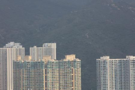 liu: Abstract modern architecture  at hong kong