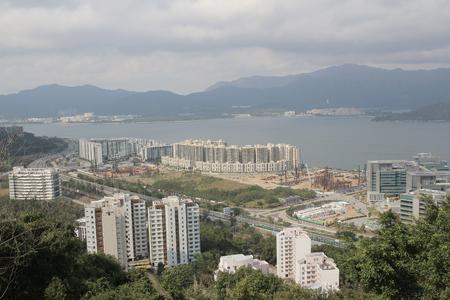 liu: The Graces Providence Bay at MA Liu Shui Stock Photo