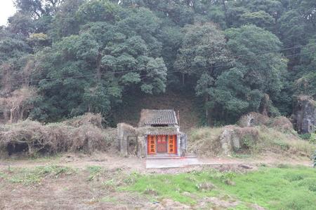 sha lo tung: an Ancestral Hall at tai po, Sha Lo Tung