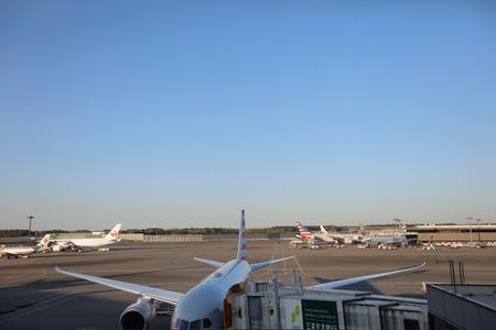 the Tokyo Narita International Airport  at 2016