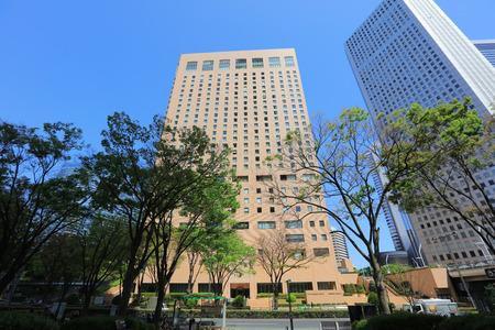 ar: the Office buildings at Shinjuku ar 2016 Editorial