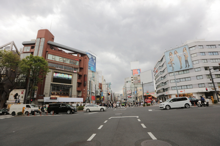 referred: Omote sando street sometimes referred to as Tokyo Editorial