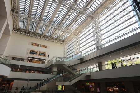 plaza: the Shoppers visit Landmark Plaza  at 2016