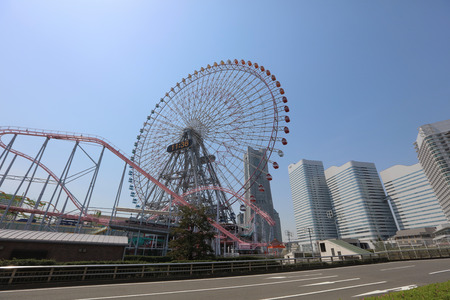 cosmo: Cosmo Clock 21 , Yokohama World Porters at Yokohama