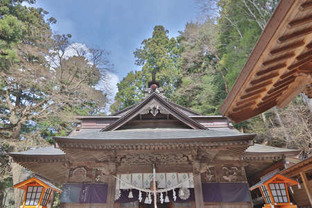 sengen: Chureito Pagoda, Arakura Sengen Shrine in Japan
