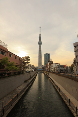 at the highest: the highest free-standing structure in Japan Editorial