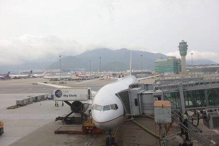 hongkong: Hong Kong International Airport is one of the best airport