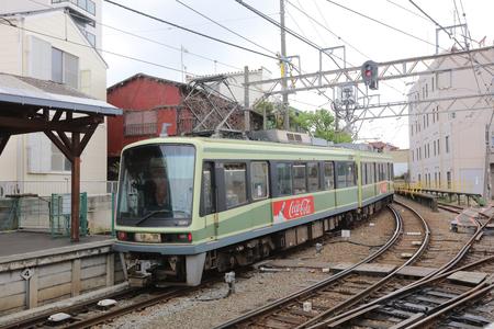 enoshima: Enoshima Electric Railway, has 100 years of histor