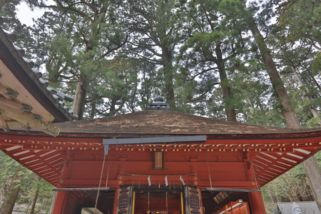 built in: first Shogun of the Tokugawa clan, initially built in 1617