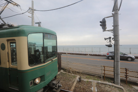 railway history: Enoshima Electric Railway, has 100 years of history Editorial
