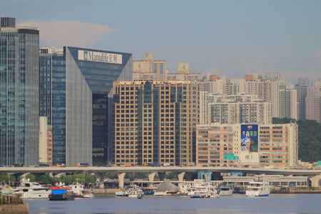 administratively: the Kwun Tong business area 2016 Editorial