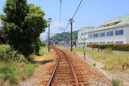 railway points: the Railroad, japan Railway Tadano Umi