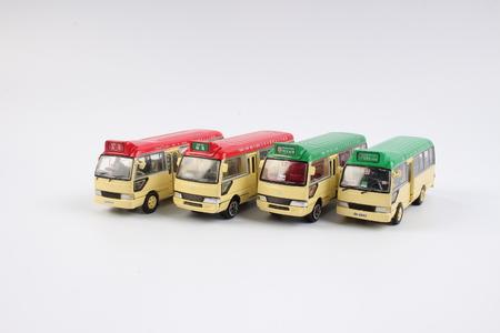 mini bus: the hong kong transport of mini bus