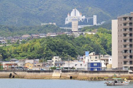 hiroshima: the Miyajimaguchi Town, Hiroshima, Japan