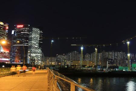 kowloon: the Shing Fung Rd, Kowloon City Editorial