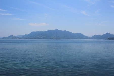 honshu: in Seto Inland Sea, Japan 2016 Stock Photo