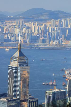 The Hong Kong Corporate Buildings at 2016