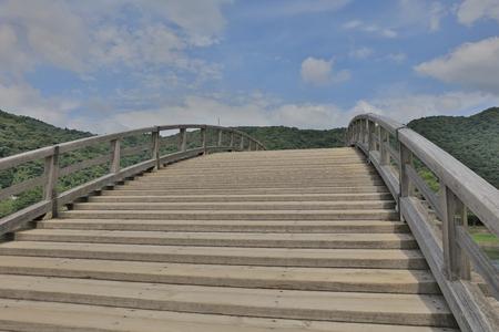 the Kintai Bridge in Iwakuni 2016