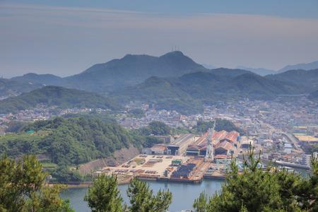 hiroshima: The Town Of Onomichi at Hiroshima