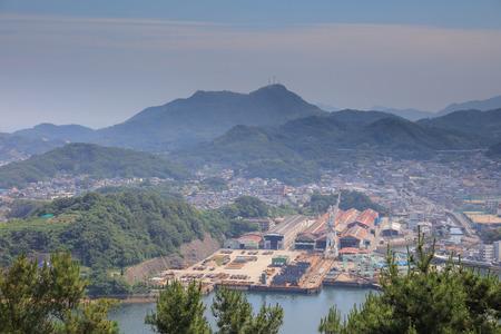 hiroshima: the top view of ONOMICHI IN HIROSHIMA Editorial