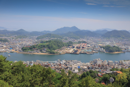 the top view of ONOMICHI IN HIROSHIMA Editorial