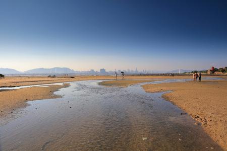 low tide at HA PAK LAI summer 2016 Editorial