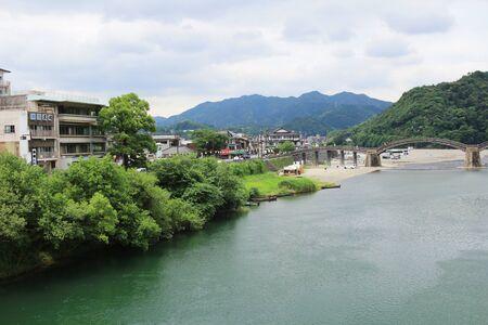the town view at Yokoyama Editorial