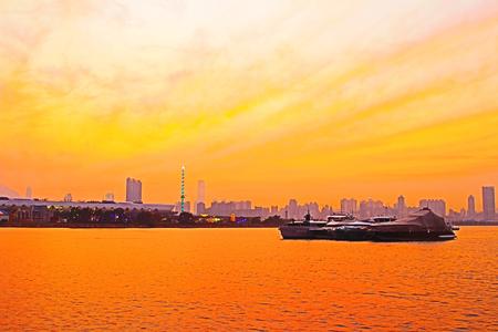 the Kai Tak Cruise Terminal, Hong kong 2016 Stock Photo