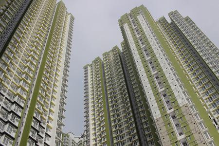 public housing: the hk public house On Tat Estate at 2016
