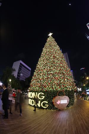 ambience: Hong Kong's romantic Christmas ambience at 2016 Editorial