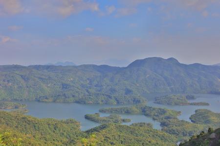 hk Tai Lam Chung Reservoir at 2016