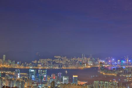 kowloon: from kowloon peak view of kowloon 2016