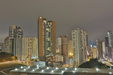 Chatham Rd N and  E Kowloon Corridor & Pak Kung St