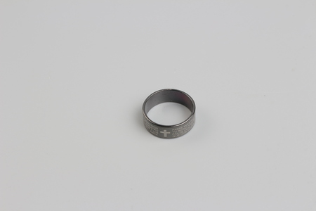 the rings Isolated on white back ground Stock Photo