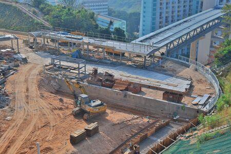 Housing estate of On Tai Estate at 2016