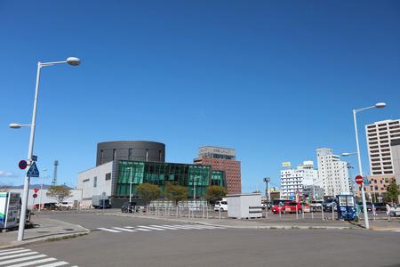 函館市函館, 北海道, 日本のトラム。
