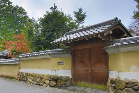 area of Tofukuji Temple , kyoto Reklamní fotografie