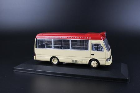 今まで 2000年で香港で小型バスのおもちゃ