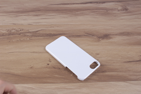 protectors: Case for smartphone. Isolated on white background