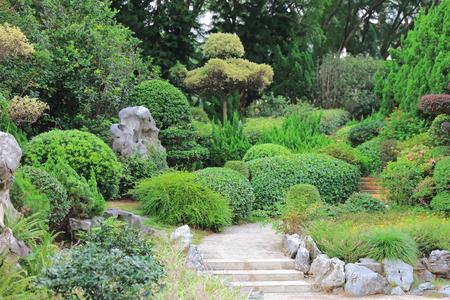 the china garden at Tuen Mun park Editöryel