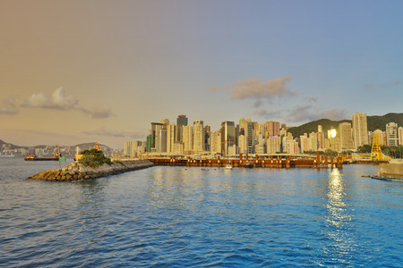 the Causeway Bay Typhoon Shelter was the first typhoon shelter Editorial