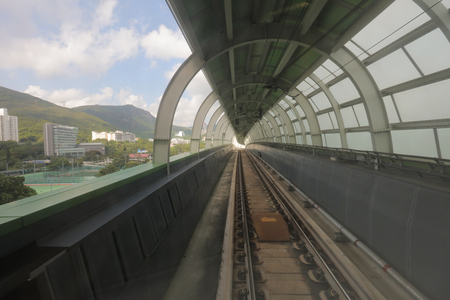 subway South Island Line open at 2016