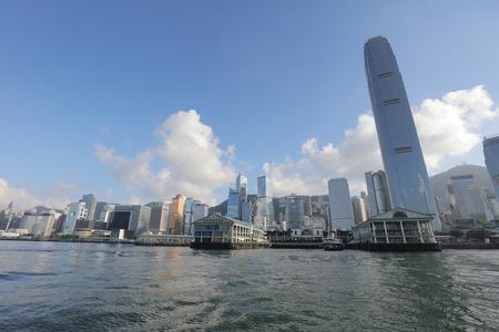 Hong Kong victoria harbour