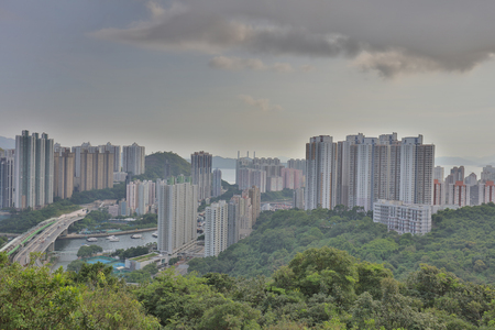 view  hK south district at Bennets Hill,