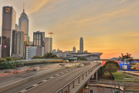 the Gloucester Rd, East Point at Causeway Bay Editorial