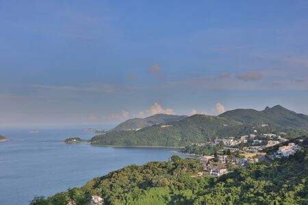 the area of Silverstrand of sai kung hk
