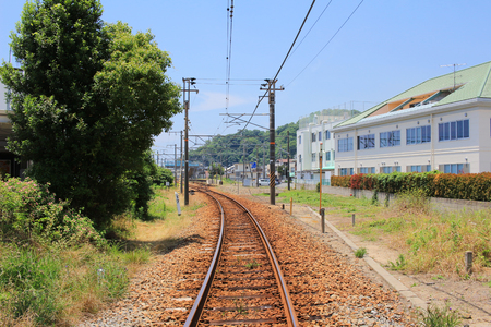 the Railroad, japan Railway Tadano Umi
