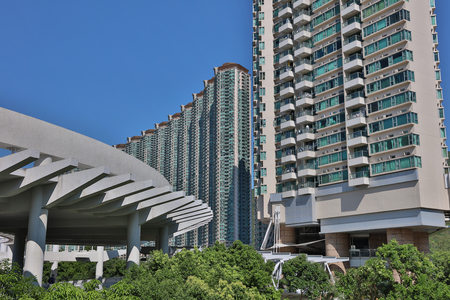 the middle class apartment Tung Chung district,hk