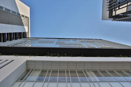 the building back ground in hong kong model design