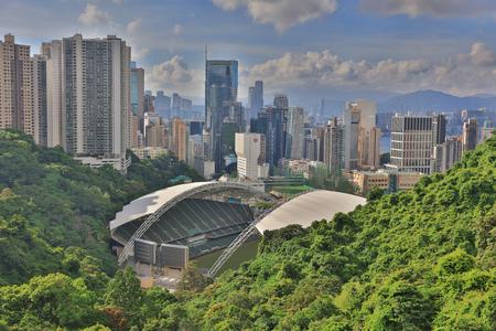 the SO KON PO, the Hong Kong Stadium